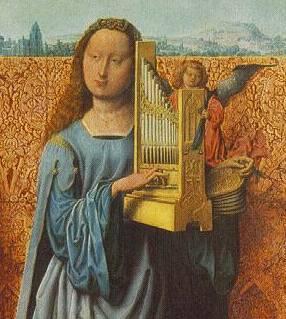 Sainte Cécile, patronne des musiciens