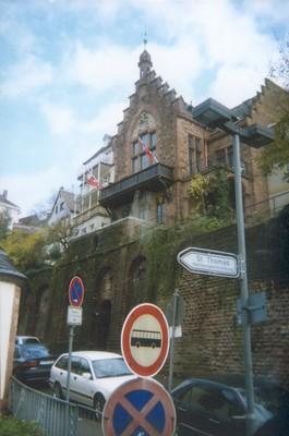 Dossenheim, novembre 2002