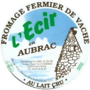 Fromage fermier de l'Aubrac