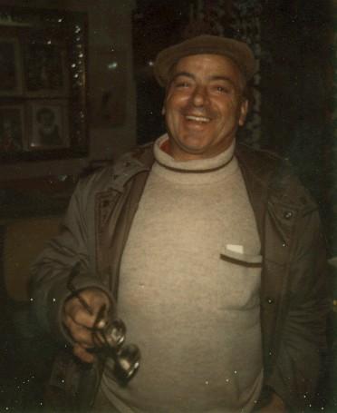 Georges Bouzigues (grand-père)