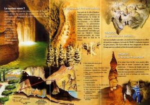 La grotte de Trabuc en Cévennes