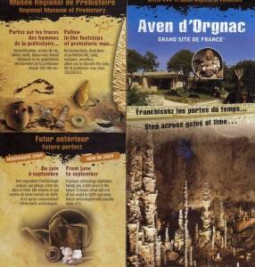 Aven d'Orgnac, musée régional de préhistoire