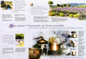 Le musée de la lavande à Saint-Remèze