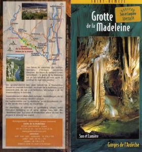 Grotte de la Madeleine à Saint-Remèze