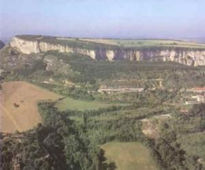 Le site de Roquefort