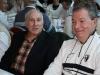 Hyères, 3 février  2008 - André Simien (à G.) avec Bernard Da Palma