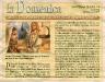 Gênes : Messe de la Ste Trinité