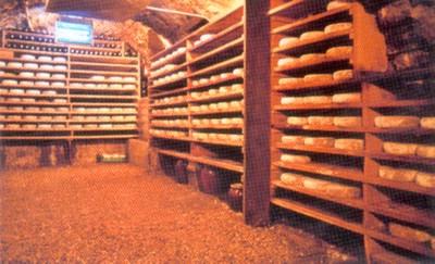 Ferme de Jontanels : la fromagerie