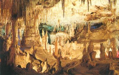 Grottes de Porto Cristo