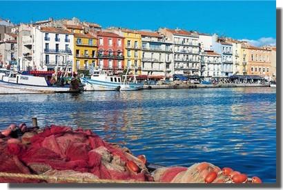 Sète, Venise du Languedoc
