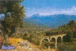 Le train de Soller
