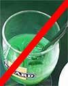 Une boisson très anisée appréciée tout l'été (à consommer avec modération !)