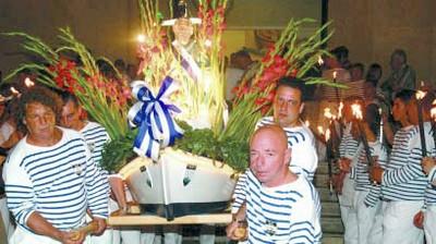 La barque de Saint Pierre